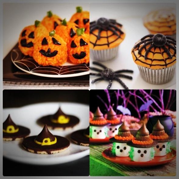 Yummy creative halloween treats food drinks pinterest for Creative ideas for halloween treats