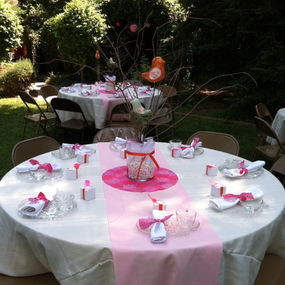 Pin by jess thompson on baby banger pinterest for Backyard baby shower decoration ideas