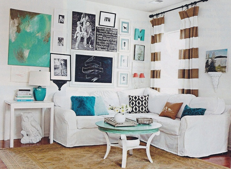 living room inspiration | the happy home | Pinterest