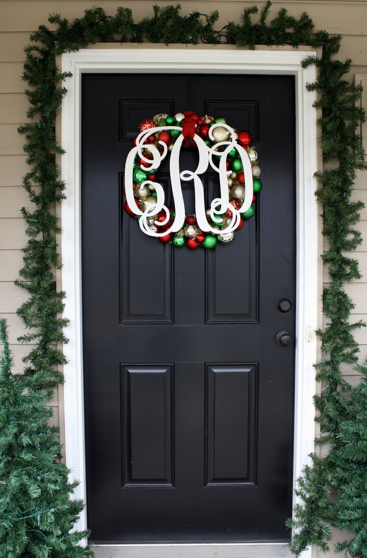 18 wooden monogram ready to paint monogram your front door