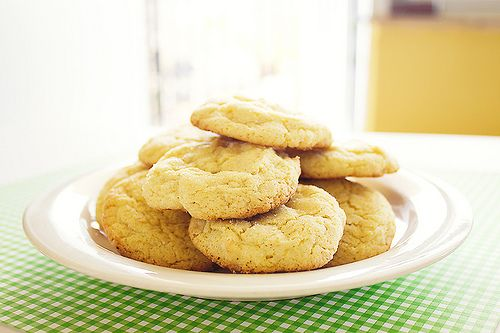 Gluten-Free Coconut Lime Sugar Cookies | Yum and Sip | Pinterest