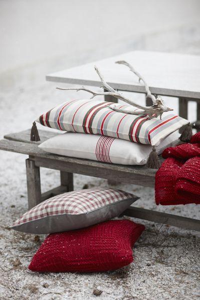 Зимняя коллекция текстиля