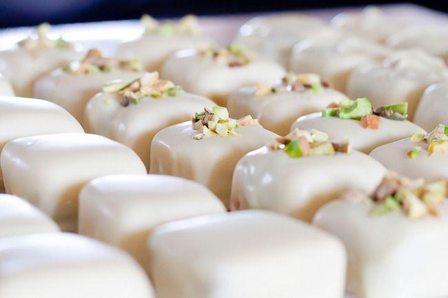 Citrus & Pistachio Marzipan Bonbons | heavenly eats | Pinterest