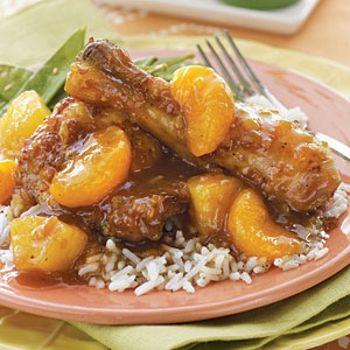 Polynesian Chicken | Chicken Meals | Pinterest