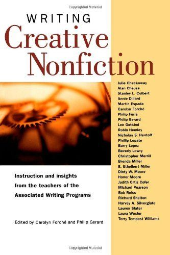Creative writing nonfiction