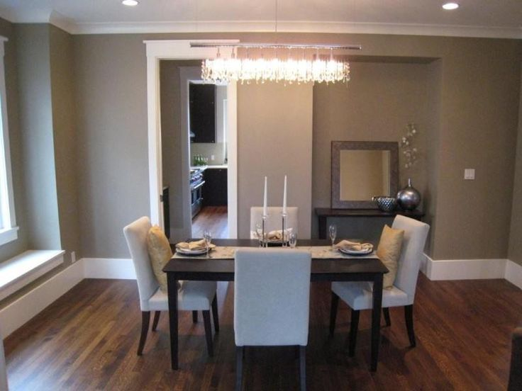 Pin by laurie woods on dining room makeover pinterest for Dining room wall colors