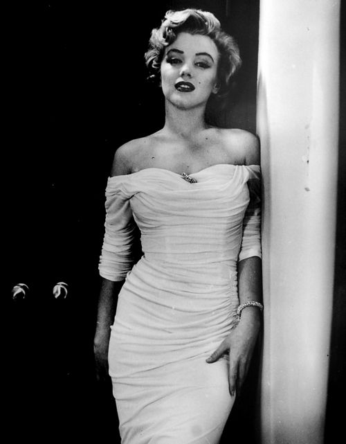 Marilyn Monroe - could she be more beautiful?