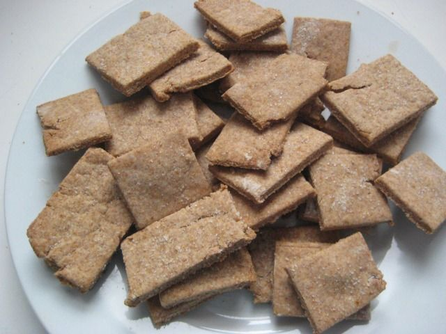 How to Make Homemade Wheat Thins Crackers: Chicagoist