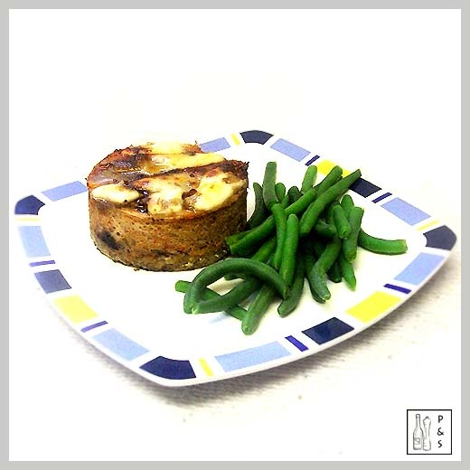 Lancashire Red Onion And Pepper Tarts Recipes — Dishmaps