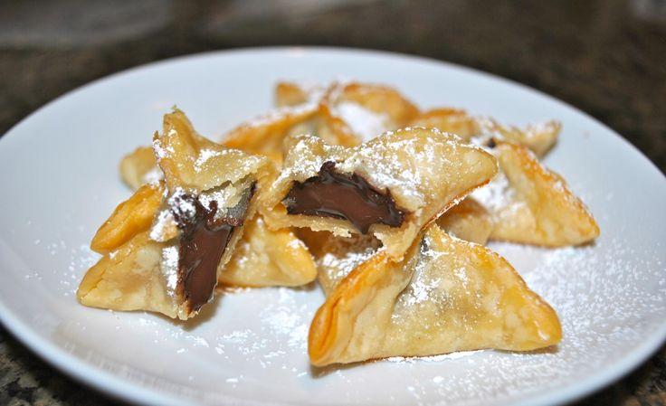 Split Mini Kiss Pies | Cookies | Pinterest
