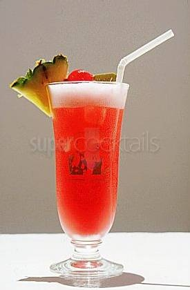 Singapore sling | Cocktails | Pinterest