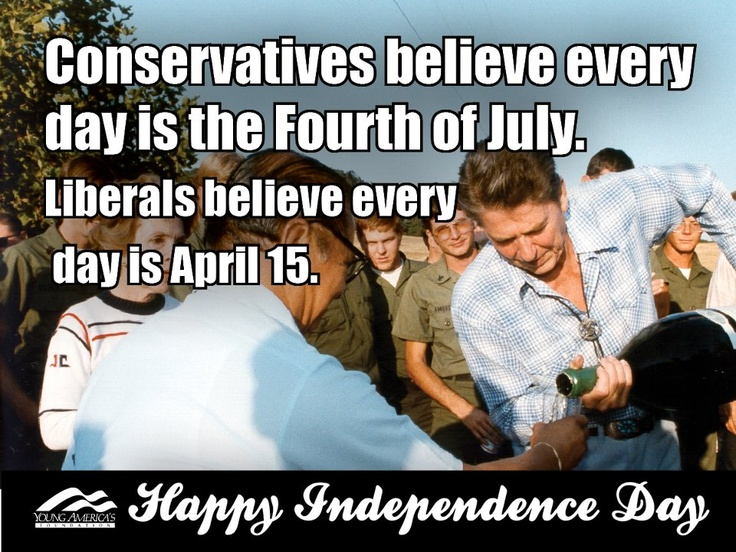 4th of july quotes reagan