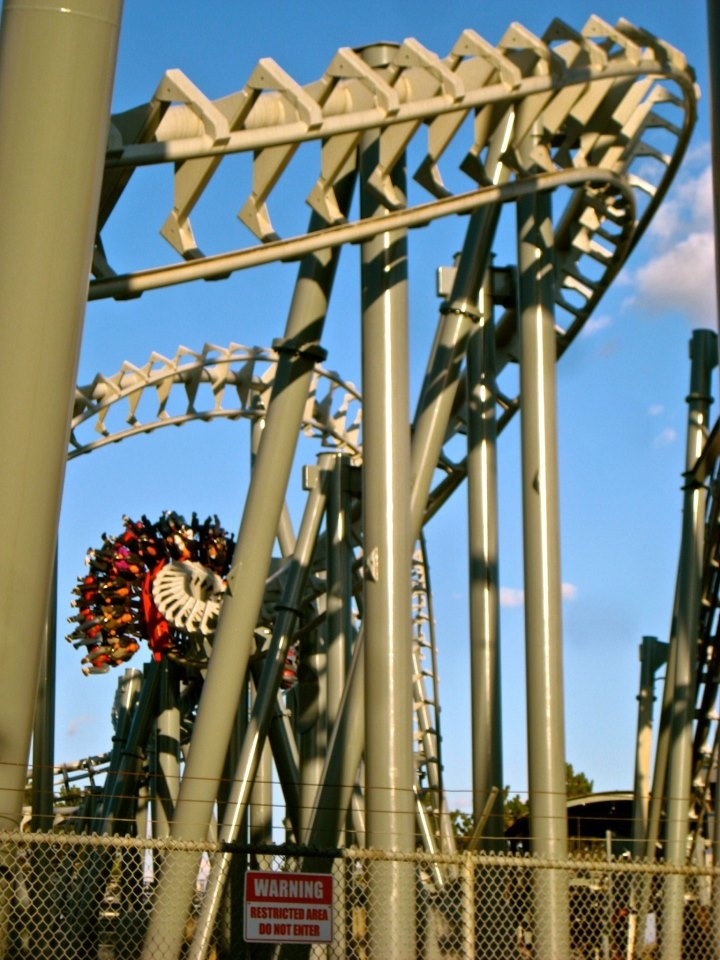 how to create a roller coaster