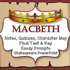 essay prompts on macbeth