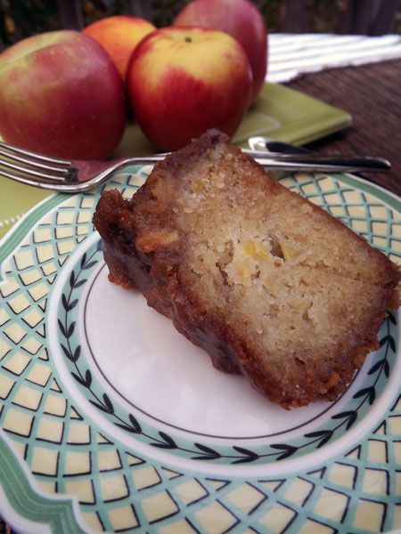 ... Parties - BLOG - Fall for Apples! Try Martie's Caramel Apple Cake