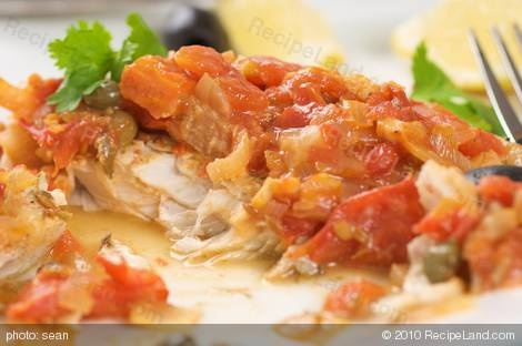 Baked Red Snapper | Recipe