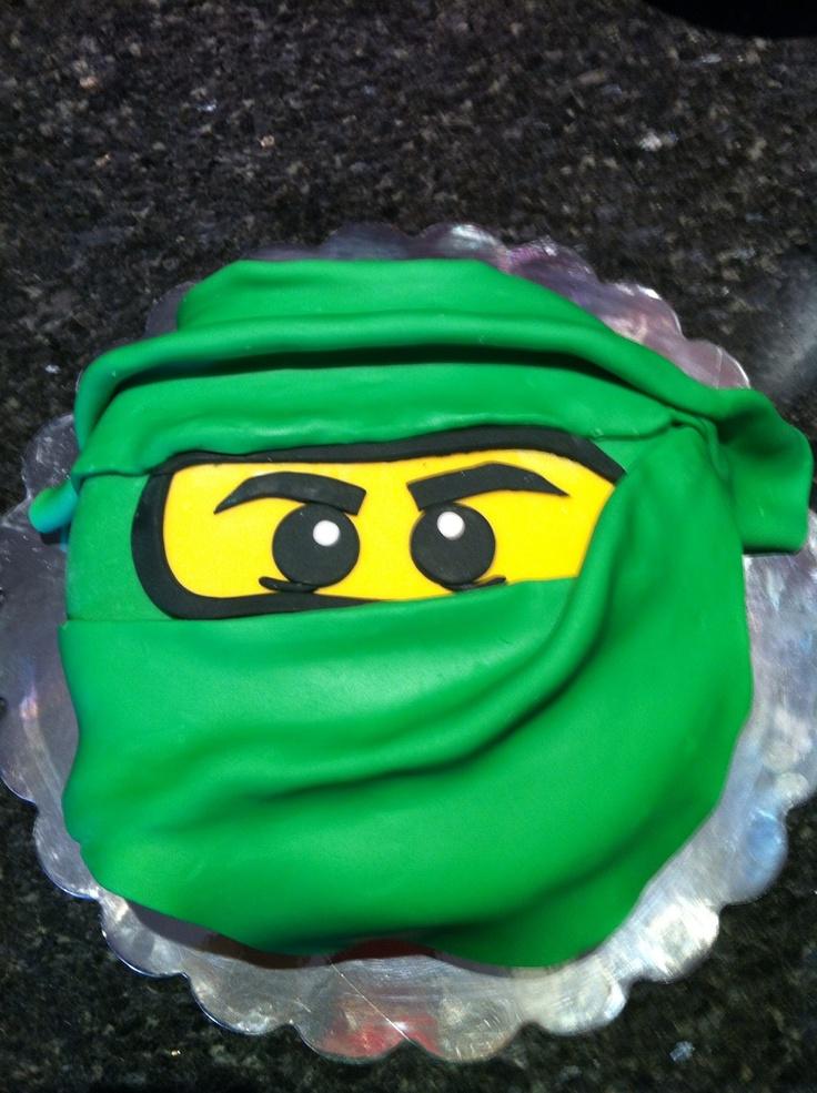 Cake Decoration Ninjago : Lego Ninjago Cake cake decorating Pinterest