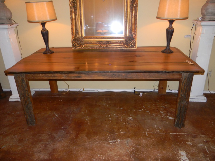 Made To Order Sinker Cypress Dining Table Furniture Dining Tables
