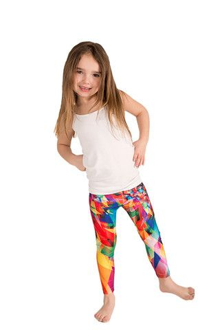 Kaleidoscope Leggings by Zara Terez