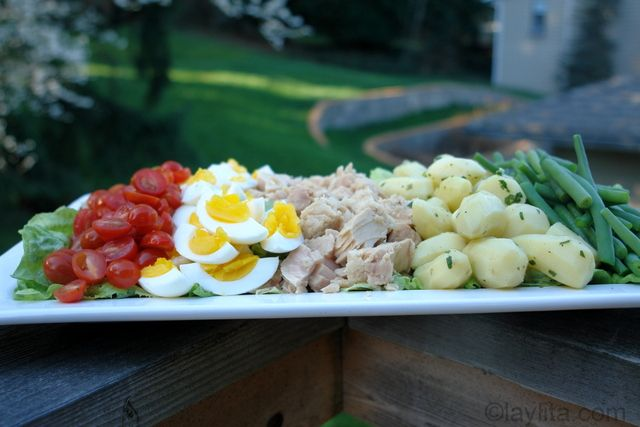 Niçoise Salad ~ Classic...and with a Twist