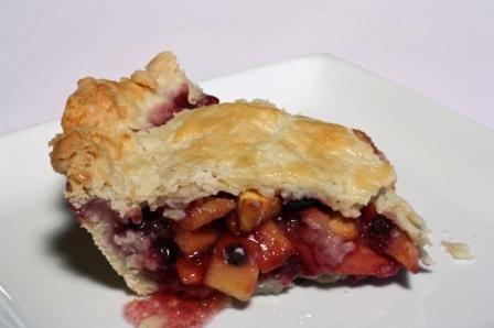 Peach Blueberry Pie | Sumptuous Sweets | Pinterest