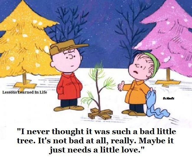 Charlie Brown Christmas....it's not Christmas until you watch this! I just LOVE it! Still watch it every year:-)