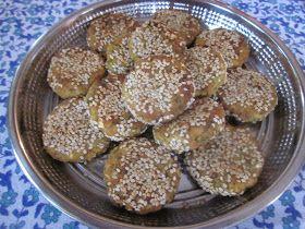 Yogi Kitchen: Baked Sweet Potato Falafel | More food without onion an ...