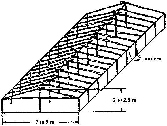 Pin by miguel navaza on bricogarden bricojard n pinterest for Como hacer una estructura metalica para techo