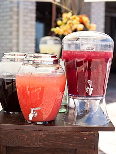 Fizzy Cranberry-Lemonade Punch pics