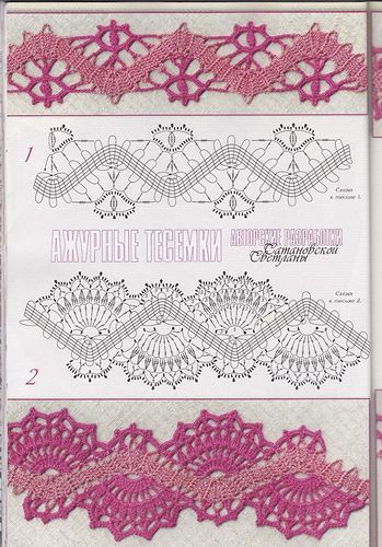 Crochet Patterns Edgings And Borders : bruge lace crochet Bruges lace Pinterest