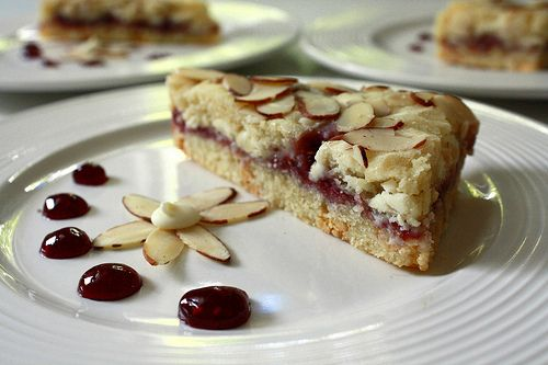 Gluten-Free Raspberry Coconut-Almond Bars Recipe — Dishmaps