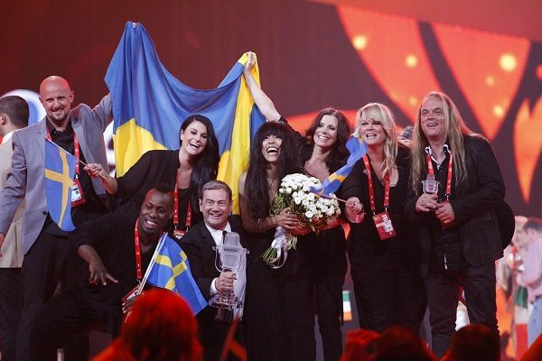 loreen eurovision şarkısının adı