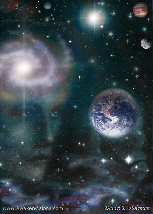 Star Goddess | Vision & Art of Daniel B. Holeman | Pinterest