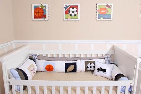 Kit Berço para decorar quarto de bebê20