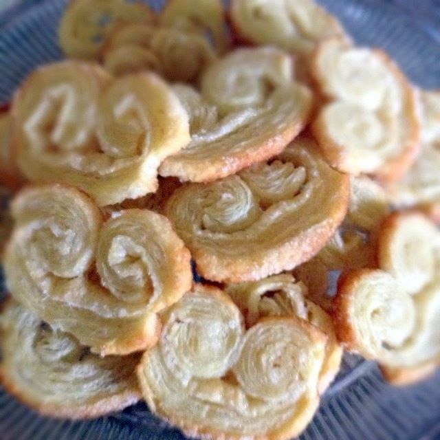 Palmiers | Cookies and Bars | Pinterest