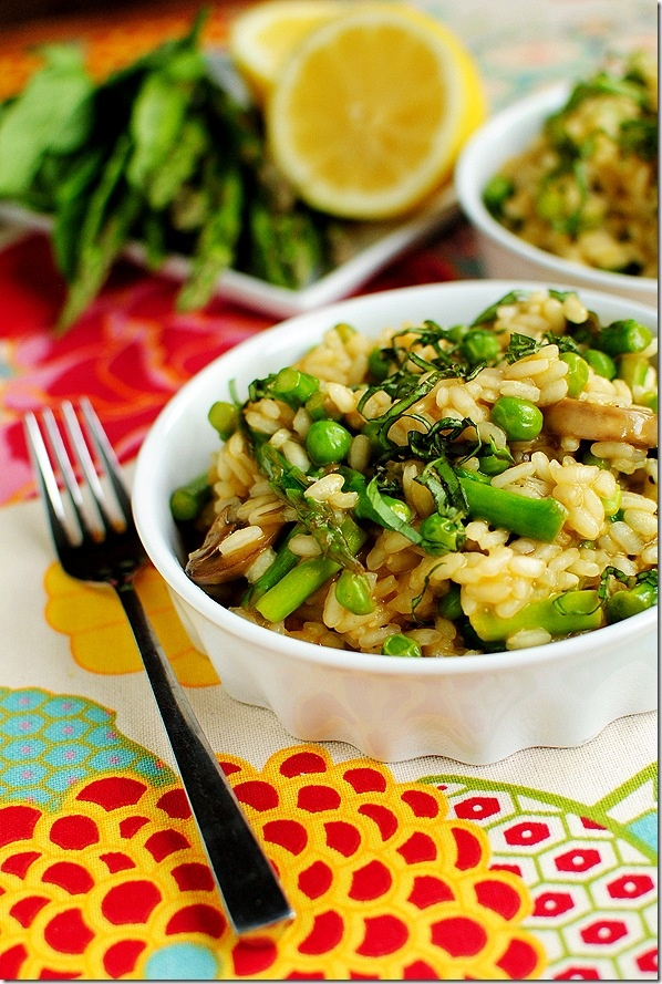Spring Risotto | Recipes | Pinterest