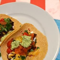 Slow Smoky Beef Tacos | I did that | Pinterest