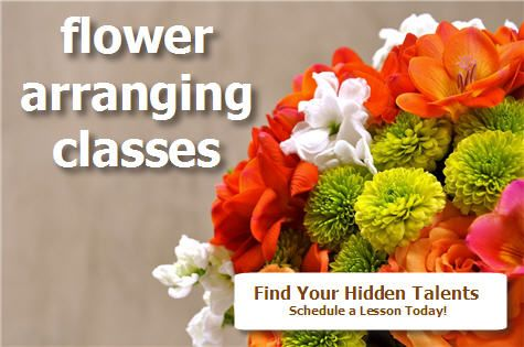 15 Take A Floral Arrangement Class 30 Before Thirty