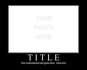 Create Motivational Posters