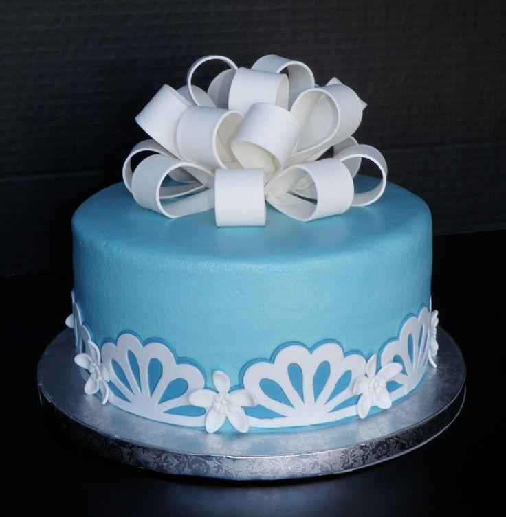 Blue Birthday Cake www.imgkid.com - The Image Kid Has It!