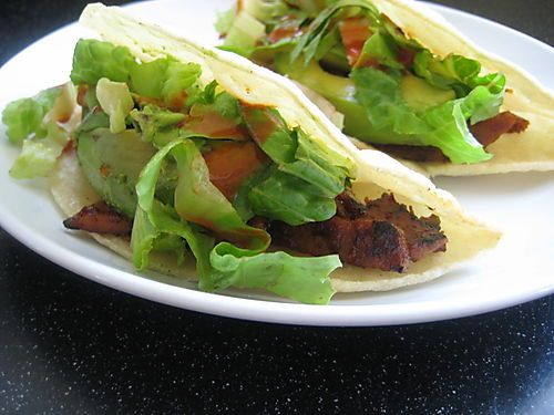 Vegans And Carnivores Unite - Seitan Tacos Recipes — Dishmaps