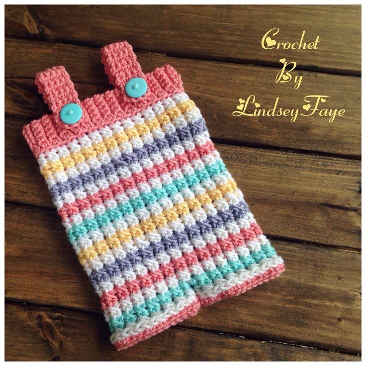 Crochet Romper Crochet Pinterest