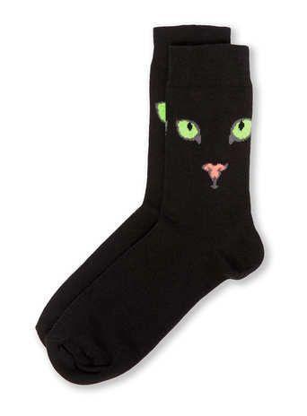 halloween socks mens