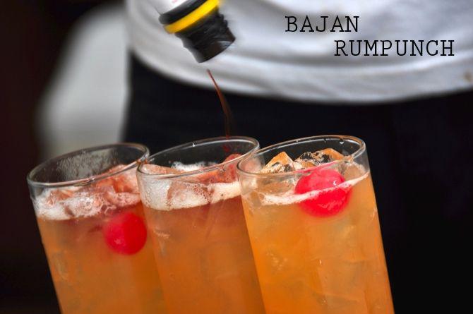 Bajan Rum Punch Recipe #Barbados! Have a sip!