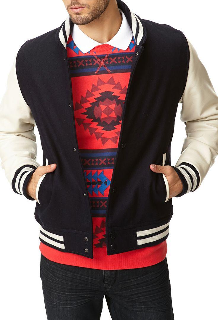 21 Men | jacket | shop online | Forever 21 - 2000050213