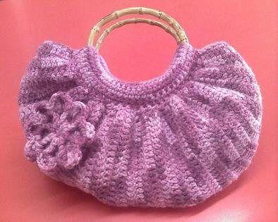 fun and easy crochet bag. fat bottom bag - Media - Crochet Me