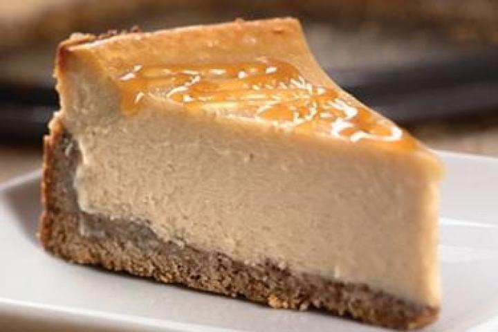 Caramel Macchiato Cheesecake | Recipes | Pinterest