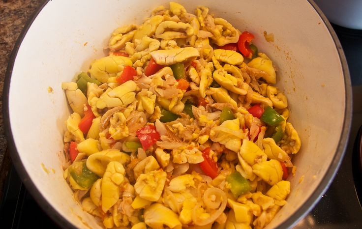 Ackee and saltfish recipe recipes irie irie irie for Saltwater fish food