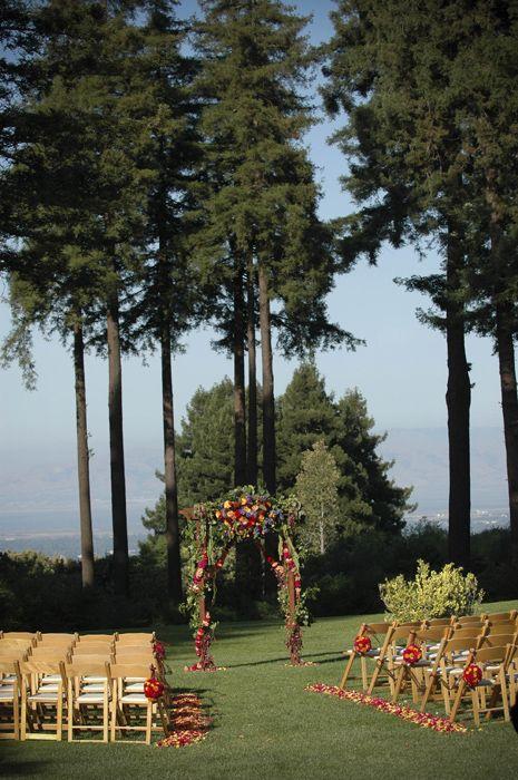 Mountain Terrace In Woodside Venues Pinterest