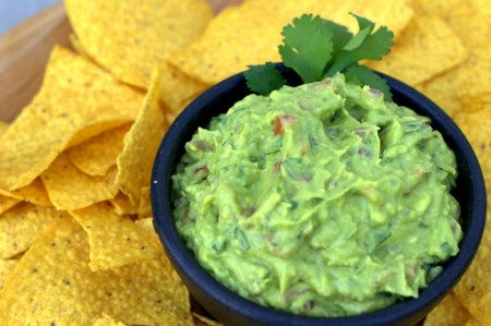 Team Traeger | Guacamole with Grilled Onion and Roasted Garlic